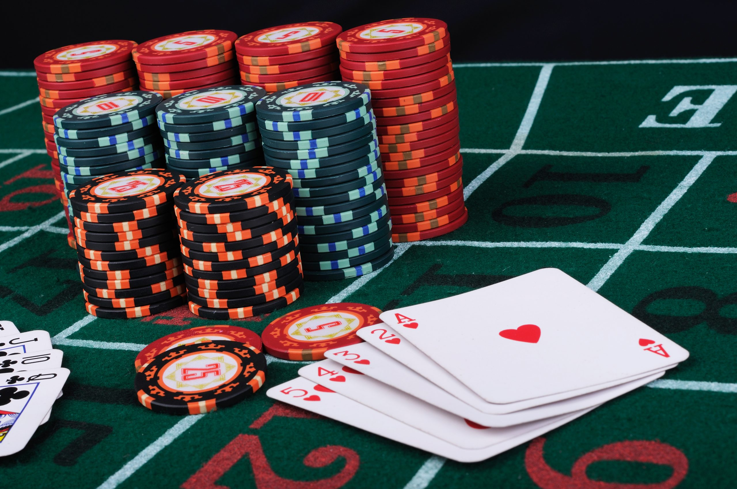 online casino games developers